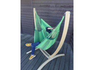 Chaise hamac avec support 3 Verdes