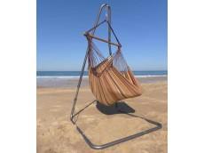 Chaise hamac XL avec support