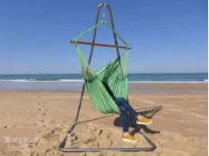 Chaise hamac avec support Soledad Limao