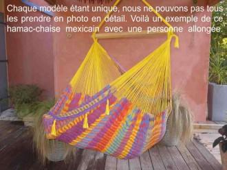 Hamac Chaise SAN BLAS Multicolor 2