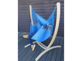Hamac chaise avec support