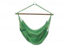 fauteuil suspendu vert vert