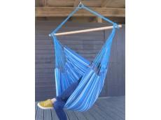 Chaise hamac CARIBENA Bleu