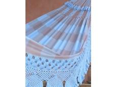 Hamac Perlé bleu ciel