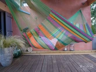 confort du hamac mexicain