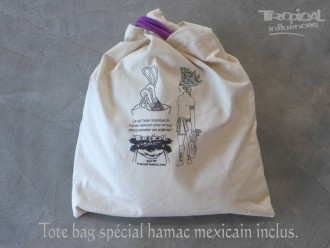 Hamac filet mexicain