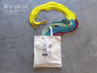 Tote bag Hamac Mexicain