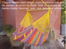 Hamac Chaise mexicaine