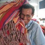 artisan hamac en Colombie