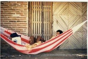 La Tixcla état de  Colima, Pacifique, Mexico 1986