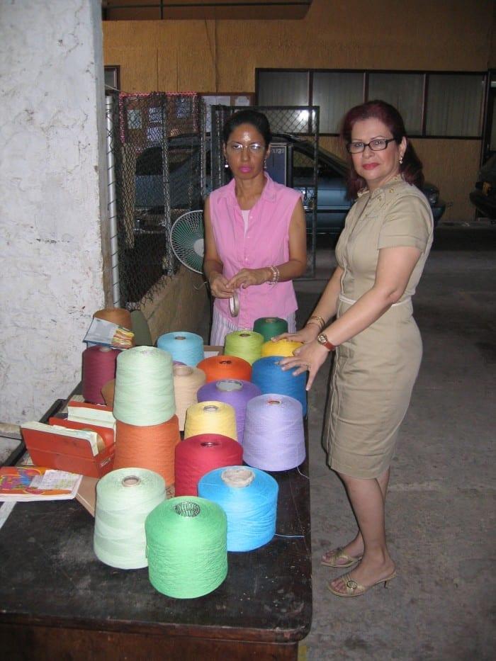 Le coton recyclé en Colombie