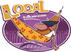 logo local influences