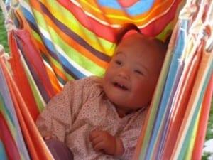hamac chaise et la méthode padovan