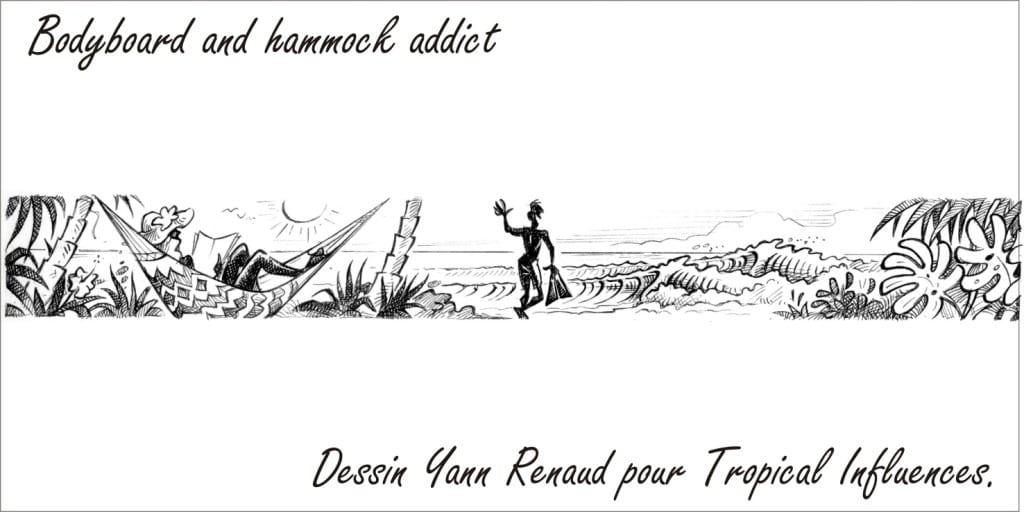 Bodyboard and hammock addict jpeg