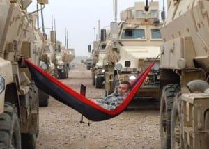 hamac militaire 2