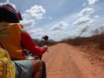 Hamac aventure en moto
