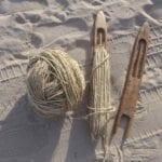 Hamac en fibre naturelle