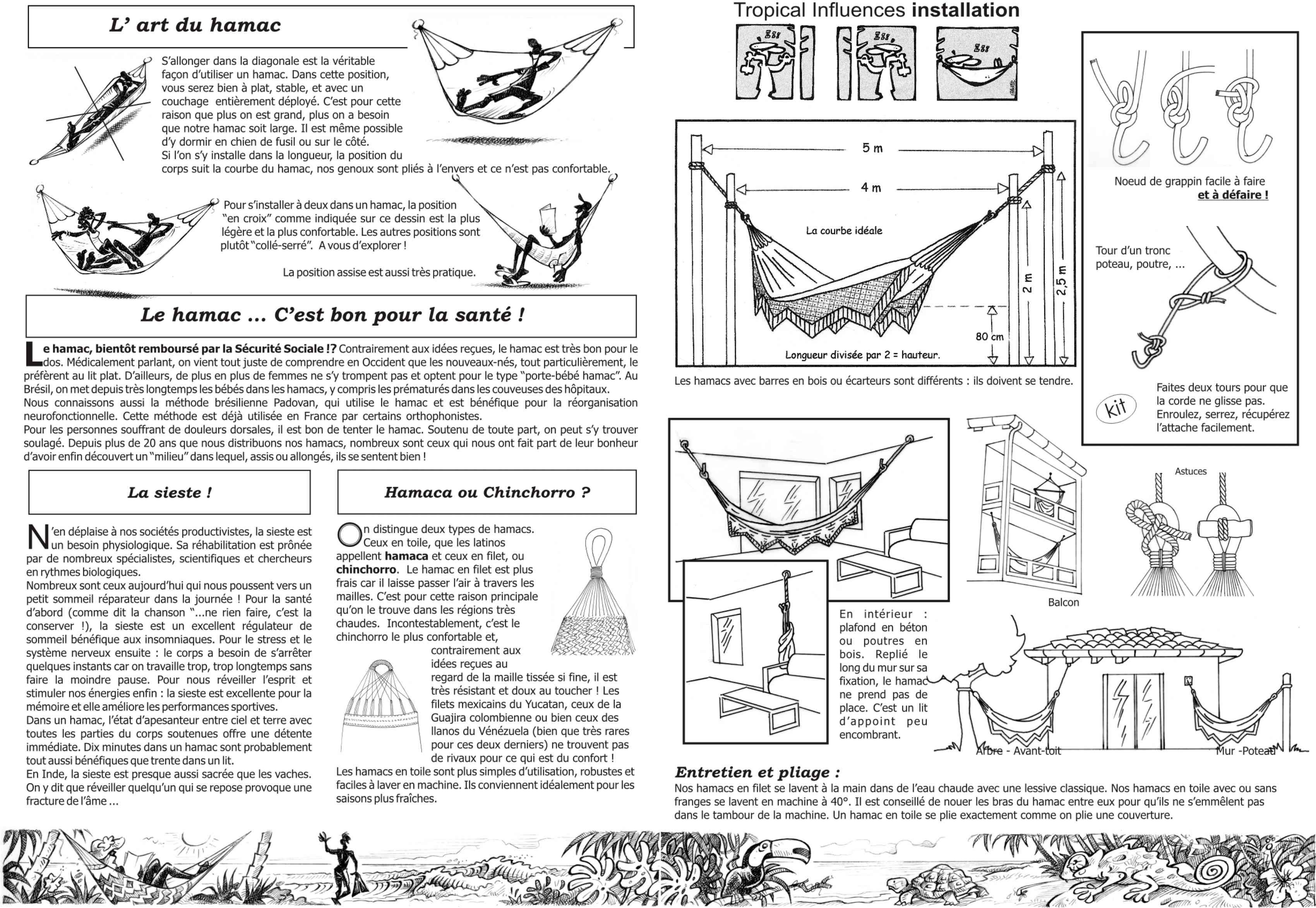 Comment Installer Un Hamac Sans Arbre comment bien choisir son hamac ? tous les conseils de
