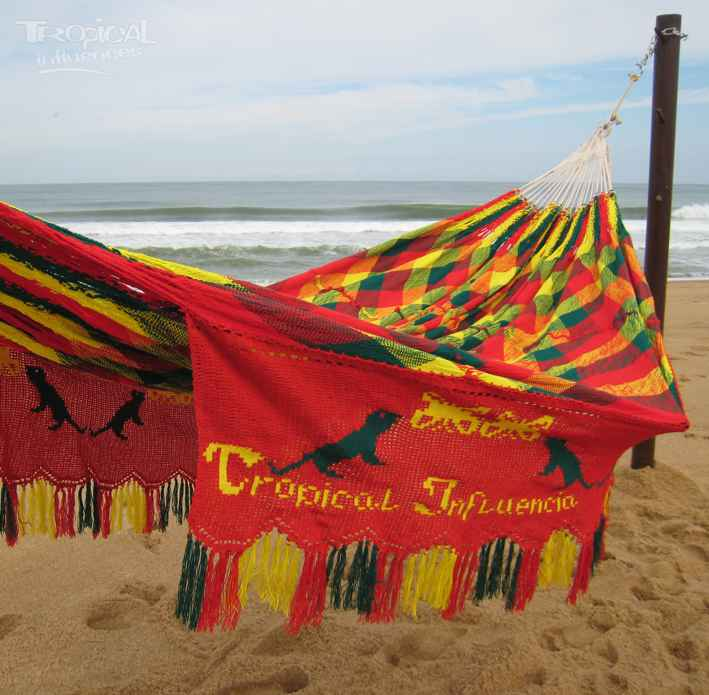 hamac wayuu tropical influences